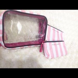 Victoria's Secret Bags - Victoria Secret makeup Bags